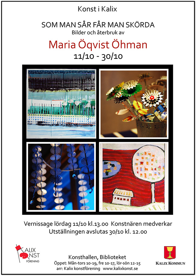 Maria Öqvist Öhman annonsW