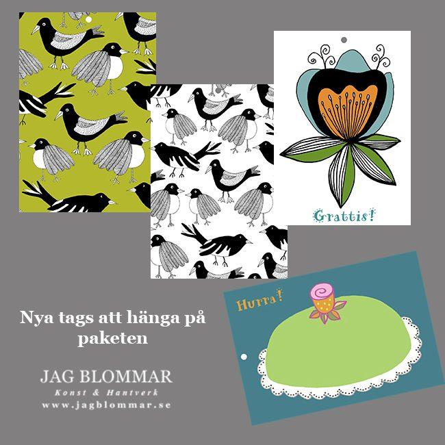 Tags_etiketter_kort_att_hänga_på_presenter_design_norrbotten